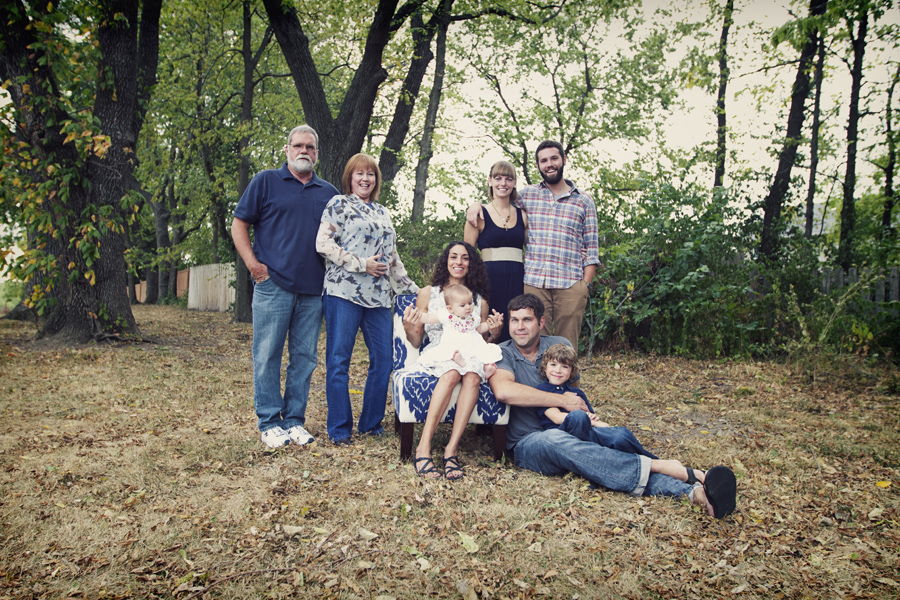 Hosher Family – Mini Session!