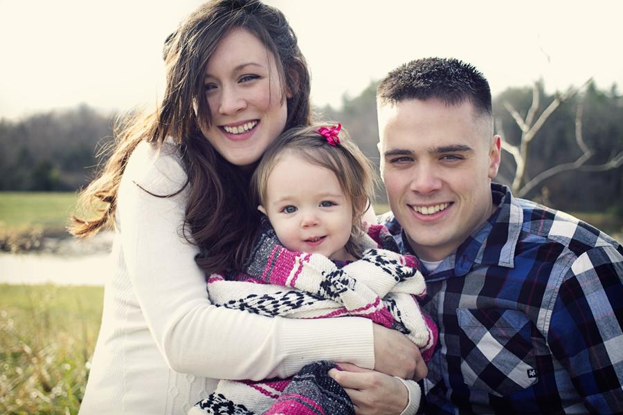 Mauk Family 2012