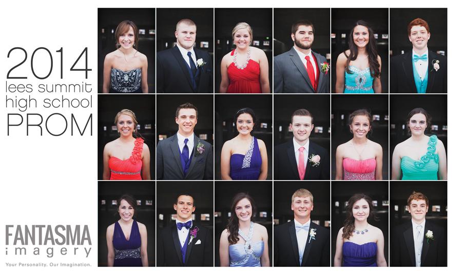 LSHS Prom 2014