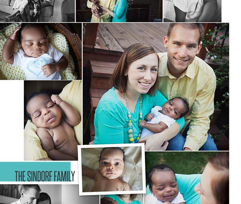 Sindorf Family: Forever Home